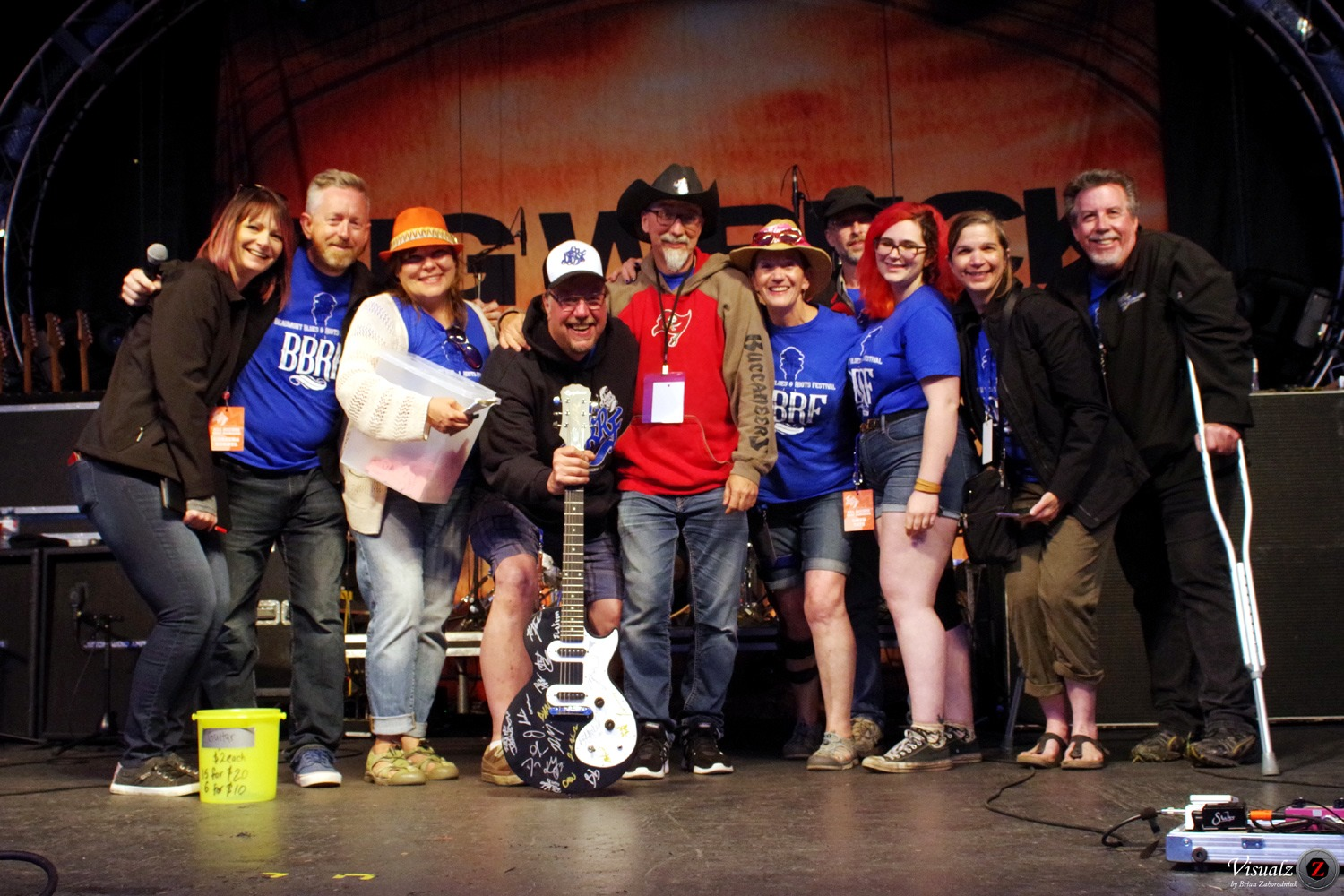 The BBRF Society Beaumont Blues