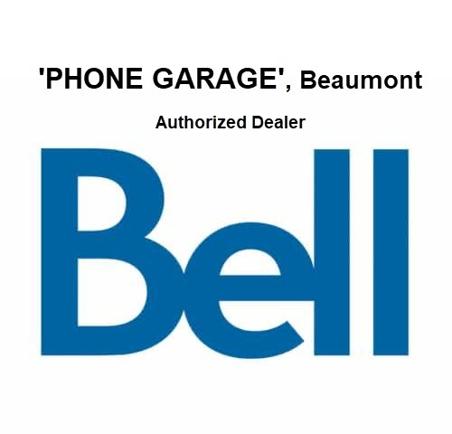Bell Authorized Dealer Phone Garage Beaumont, AB